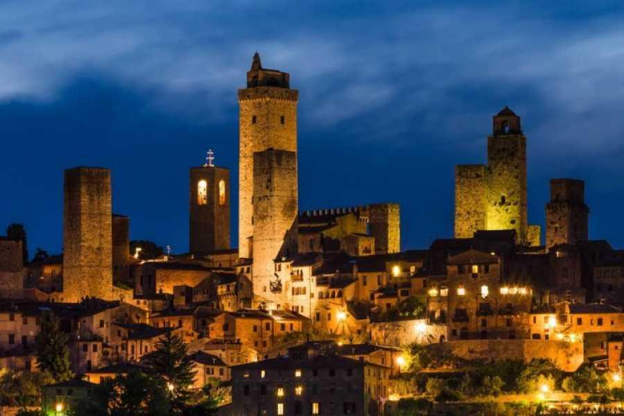 Enjoy Chianti San Gimignano & Wine - Shared Tour