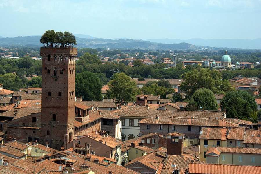 Enjoy Chianti Pisa & Lucca  - Shared Tour