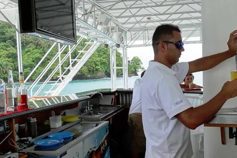 Uvita Information Center Ocean King Catamaran