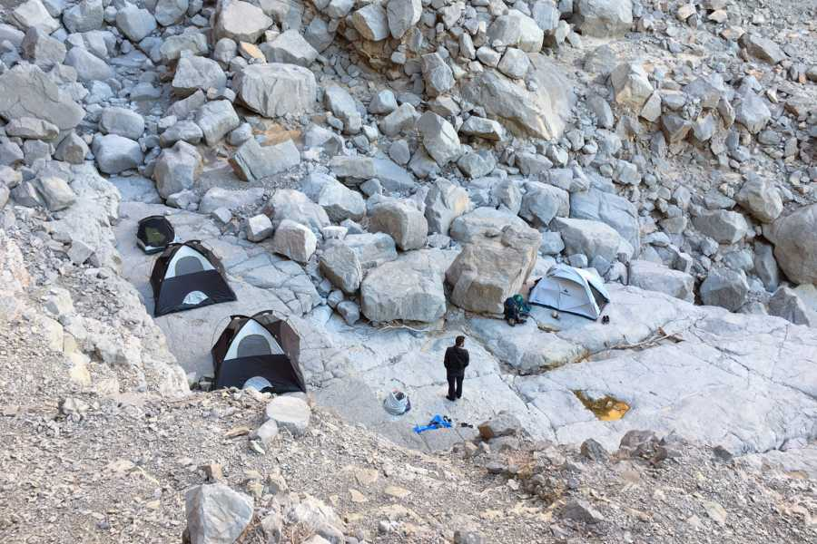 Adventurati Outdoors Backpacking & Abseiling Expedition - UAE