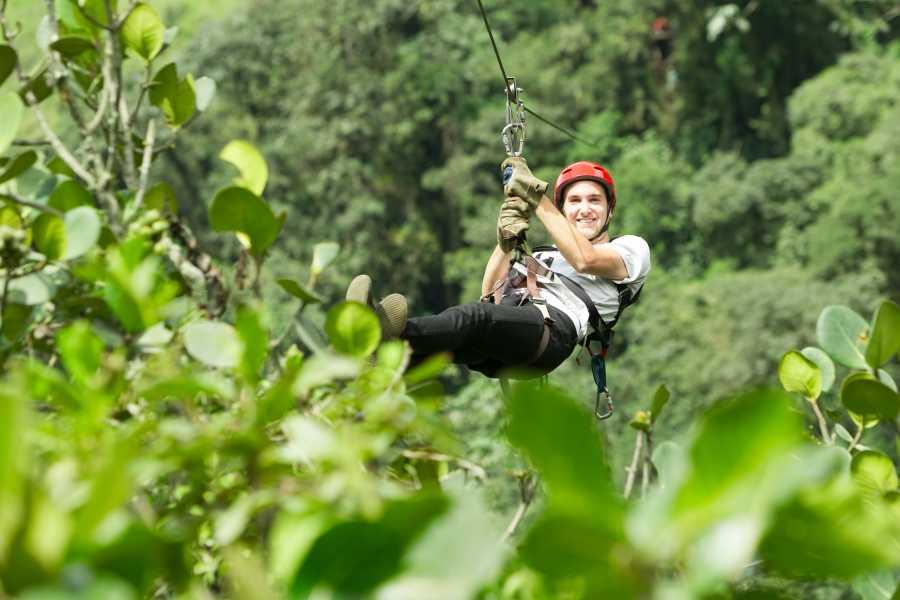 Tour Guanacaste Original & Extreme Zip Line Combo