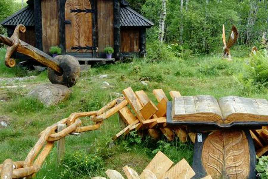 Balestrand Fjord Adventures Farytale roundtrip, Ortnevik