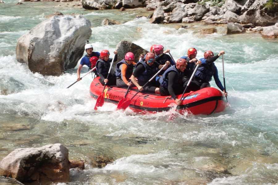 HungaroRaft Kft Soča Rafting Expedíció
