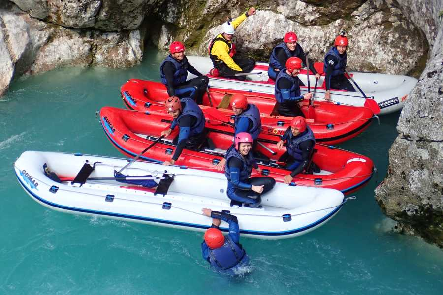 HungaroRaft Kft Soča Rafting Expedition