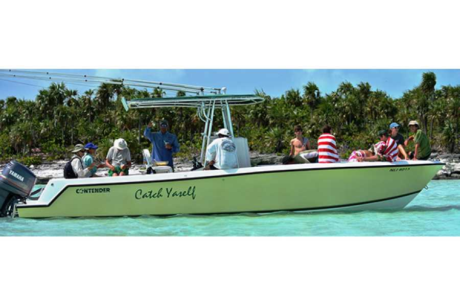 TheRealBahamas LLC Eco Tour & Pigs In Paradise: 1/2 Day: Mako Tours