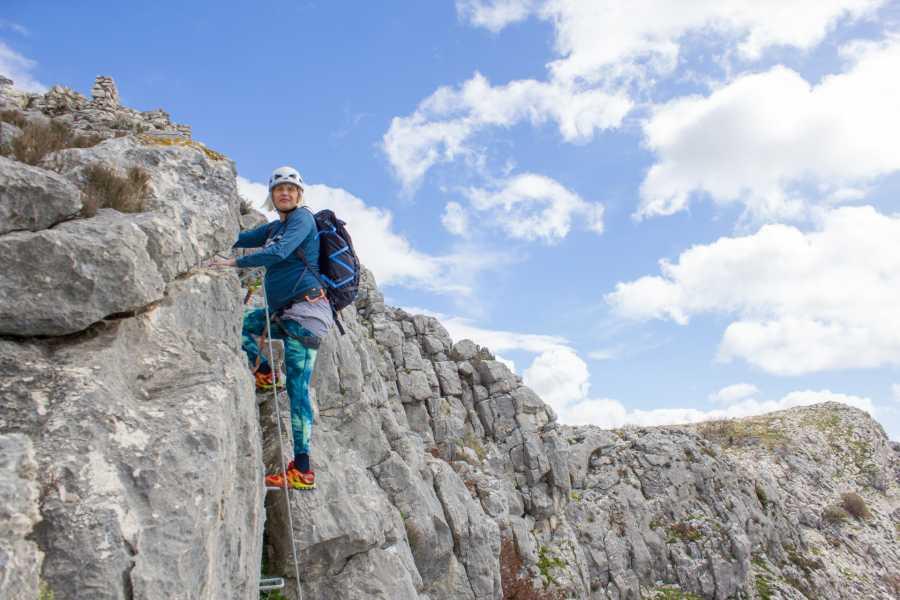 Iris Adventures Croatia Via ferrata Split - Perun