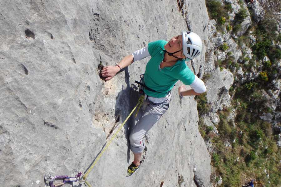 Iris Adventures Croatia Rock climbing Split