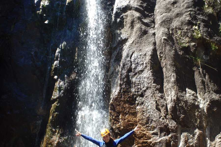 Gerês Holidays Canyoning