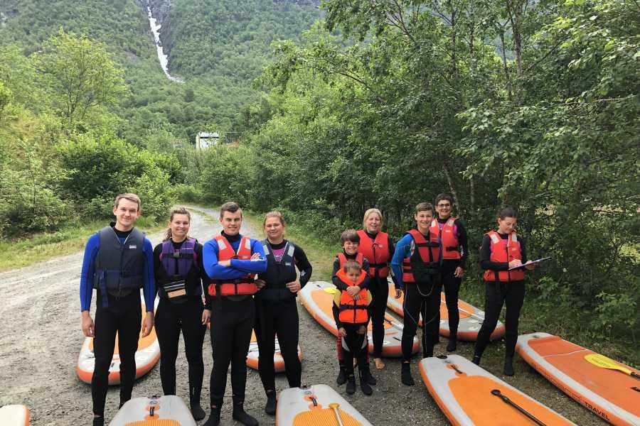 Visit Romsdal SUP på Istra