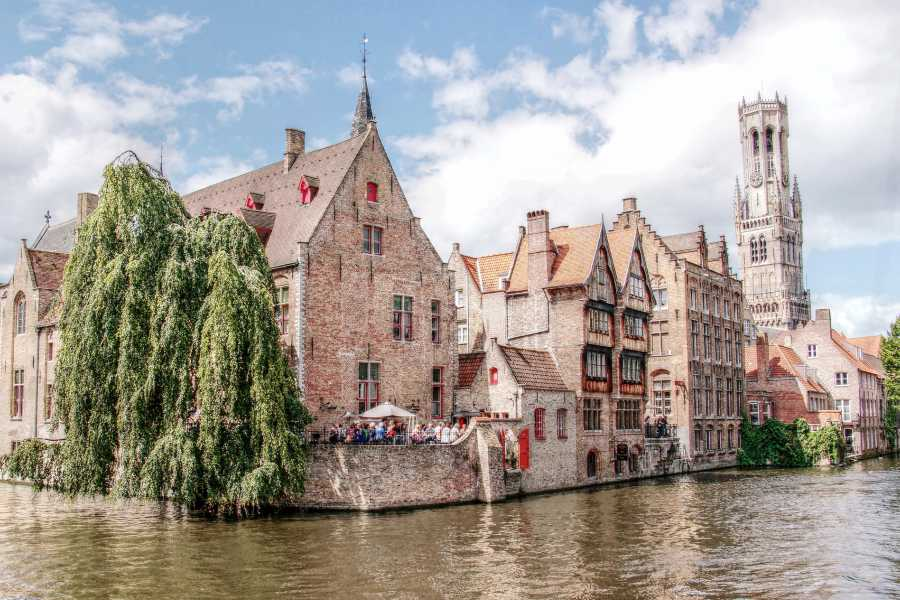 CRUISE EXPRESS Private Round-trip Transfer from Zeebrugge to Bruges