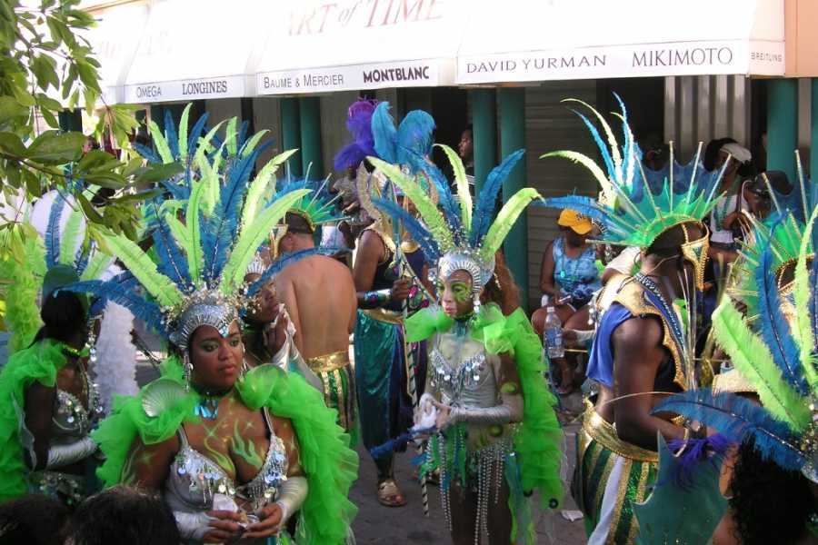 Aqua Mania Adventures ST MAARTEN CARNIVAL 2018 - JOIN THE GRAND PARADE