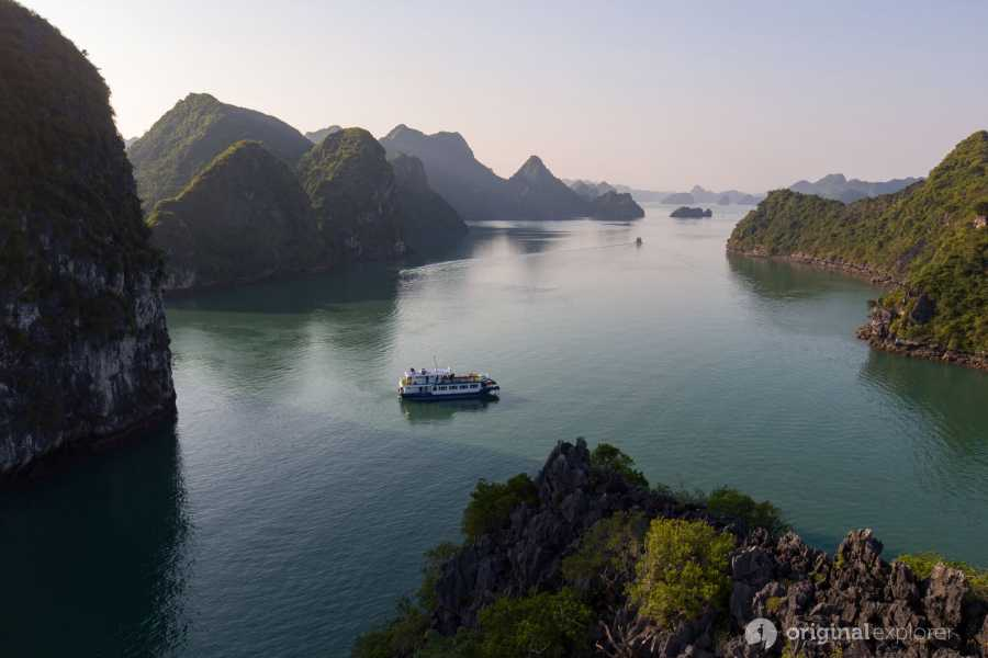 Friends Travel Vietnam Lan Ha Bay Luxury Day Tour - Estellar Cruise