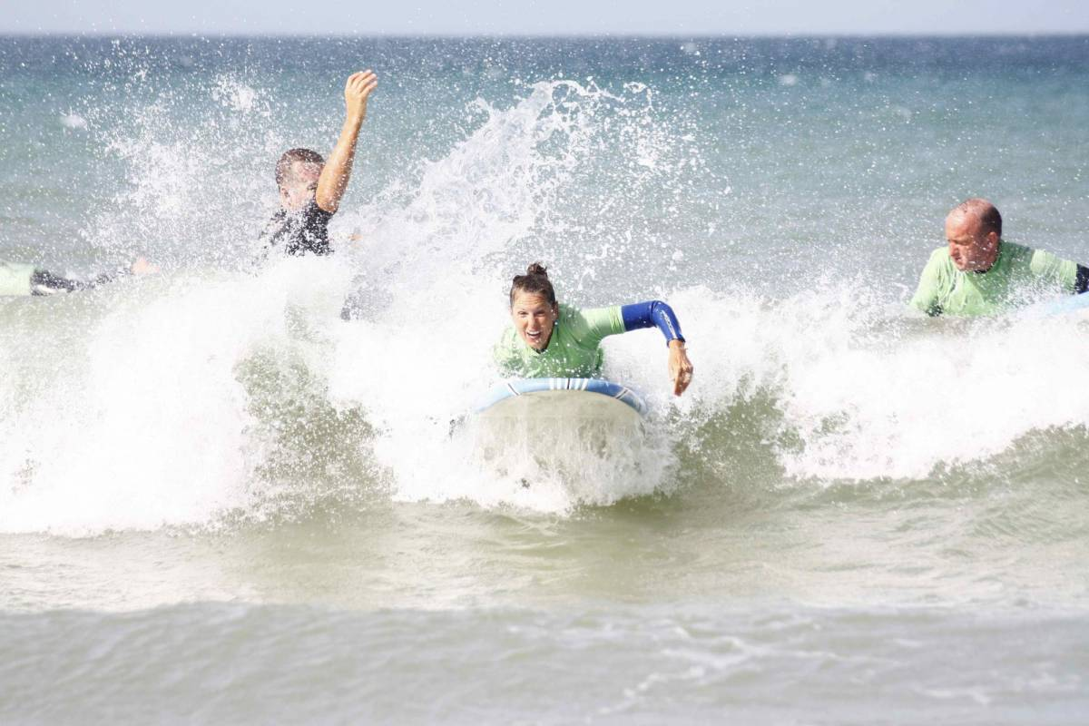 Oceano Surf Camps Weekend - 3 Day Surf Camp