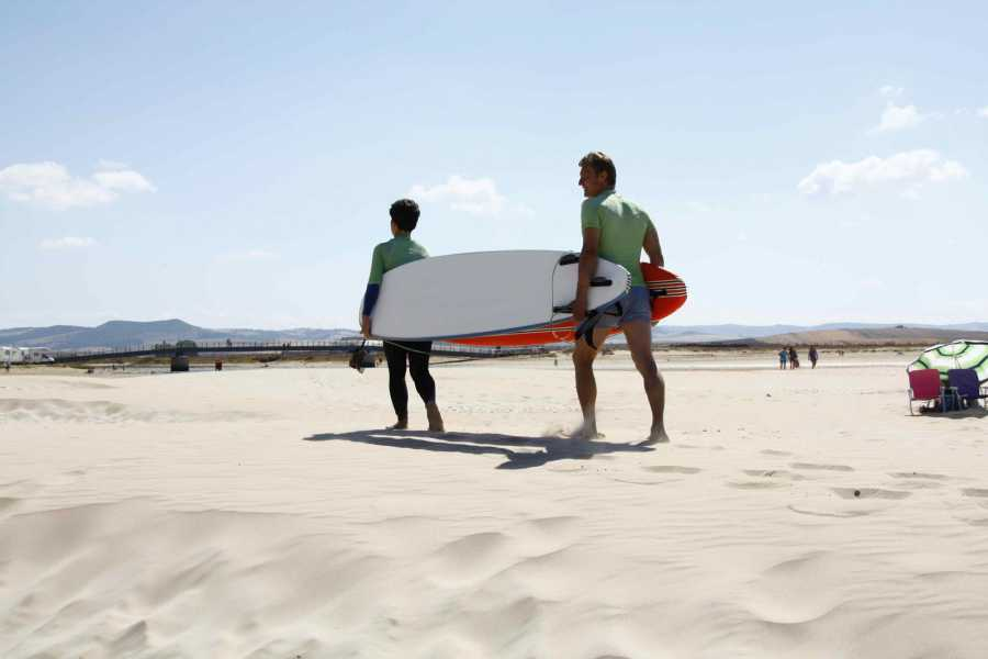 Oceano Surf Camps Wochenende - 3 Tage Surf Camp
