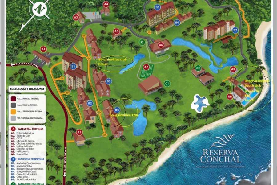Tour Guanacaste Bougainvillea 1204