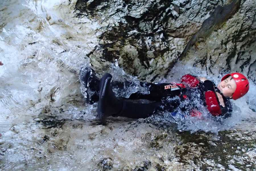 HungaroRaft Kft Rafting & Canyoning weekend in Bovec