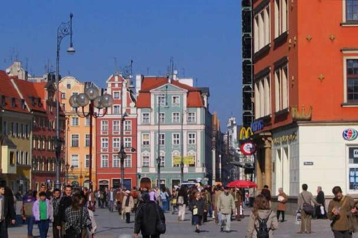 Wroclaw Sightseeing Tours Wroclaw City Walk