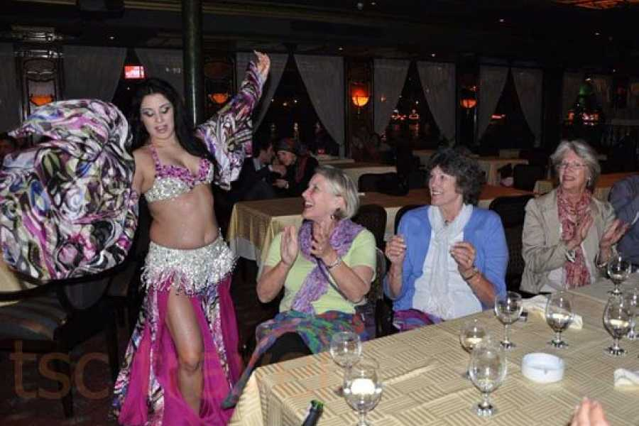 EMO TOURS EGYPT Cairo Dinner Cruise On The Nile With Belle Dancing Show On Andrea Memphis