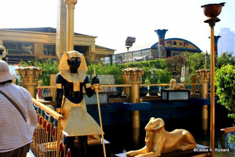 EMO TOURS EGYPT Nile Pharaoh Cruise In Cairo