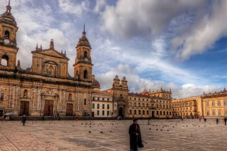Medellin City Services Bogota Private Half Day City Tour
