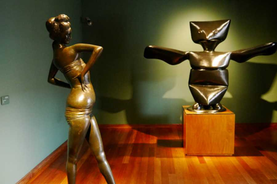 Medellin City Services Candelaria and Botero Museum tour