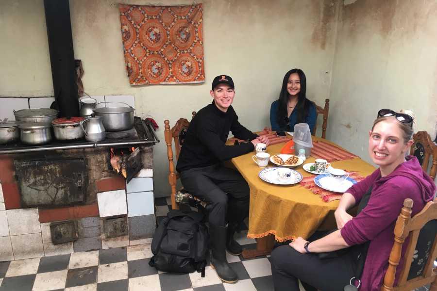 Andes Ecotours Sumapaz Mountaintop Páramo Trek U$85