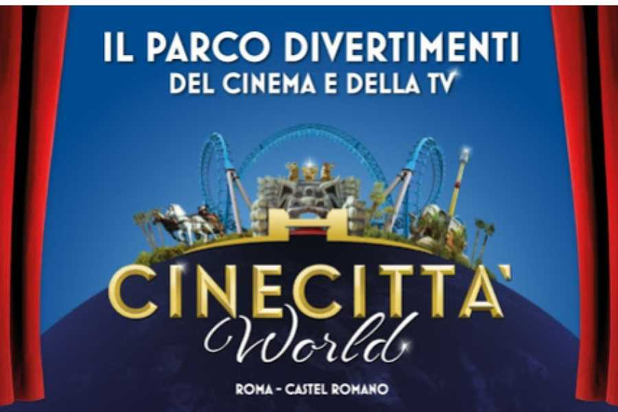 Places to Love Combinato Cinecittà World + Zoomarine