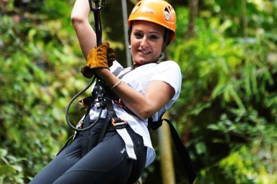 monteverde extremo Canopy Tour