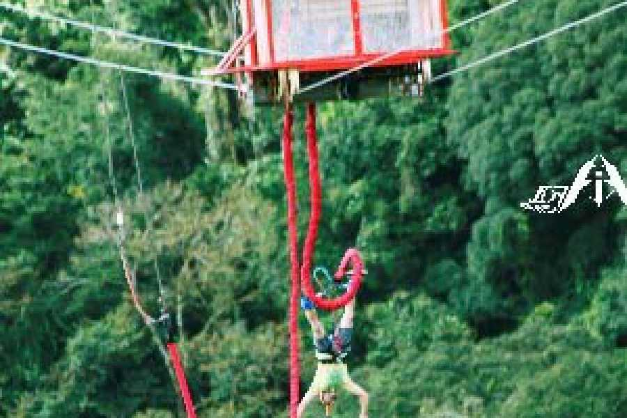 monteverde extremo Bungee Jump