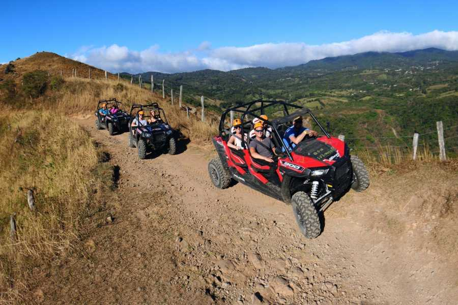 monteverde extremo Family Buggy for 4 people