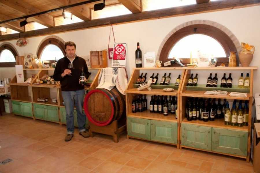 Visit Rimini EXPERIENCES IN THE WINERY