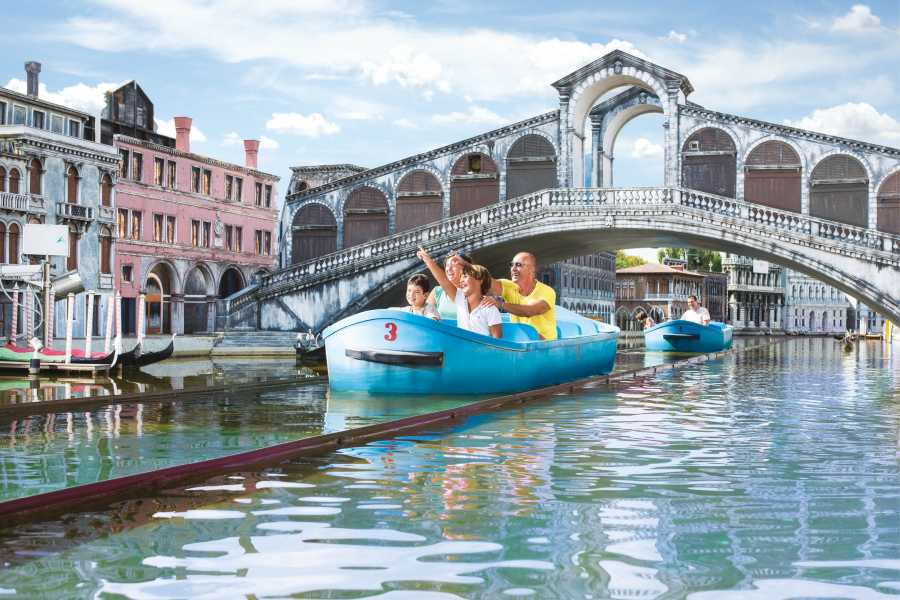 Emilia Romagna Welcome Italia in Miniatura - Rimini