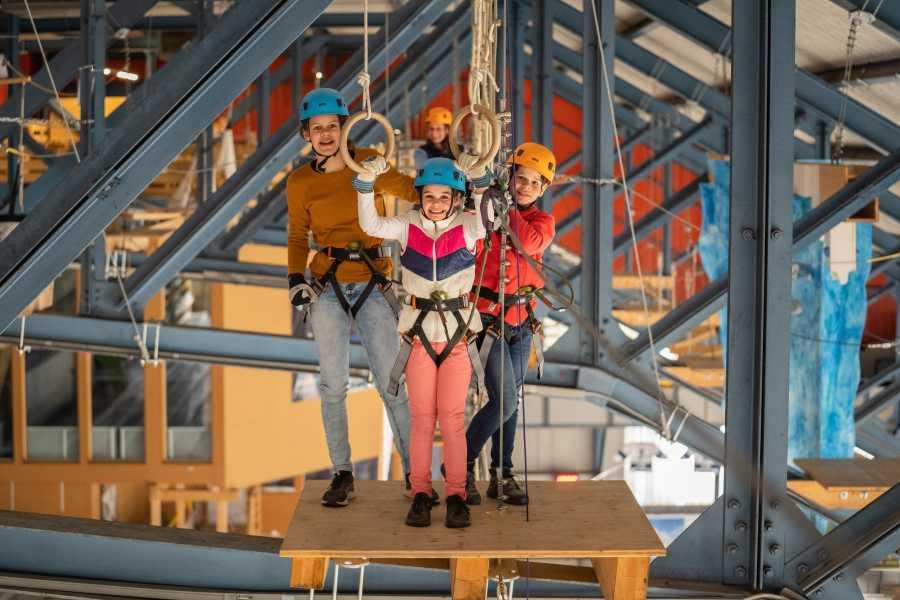 Grindelwaldsports Grindelwald Indoor Seilpark