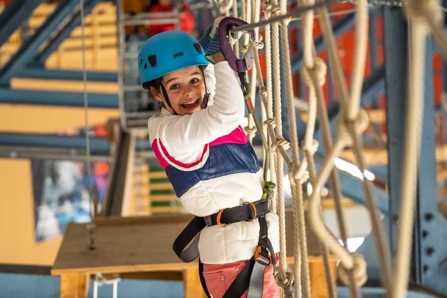 Grindelwaldsports Grindelwald Indoor Ropes Park