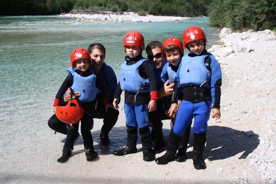 HungaroRaft Kft Családi kalandok Szlovéniában