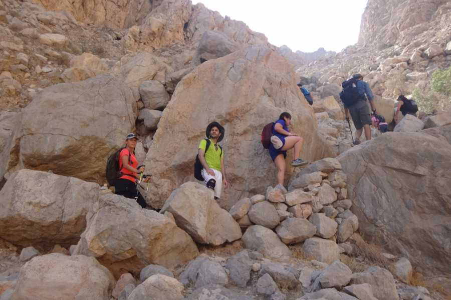 Adventurati Outdoors Backpacking Stairway to Sheri - UAE
