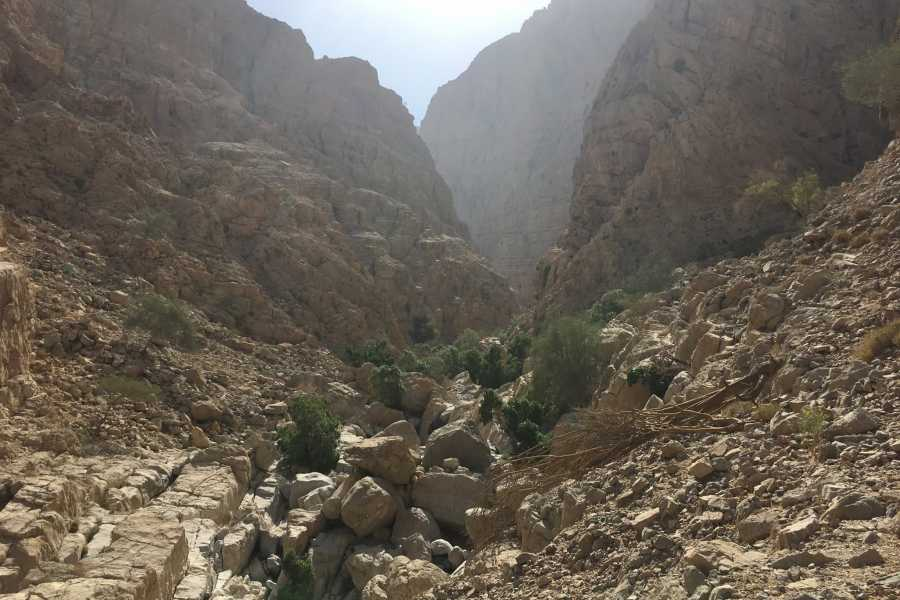 Adventurati Outdoor Backpacking Stairway to Sheri - UAE