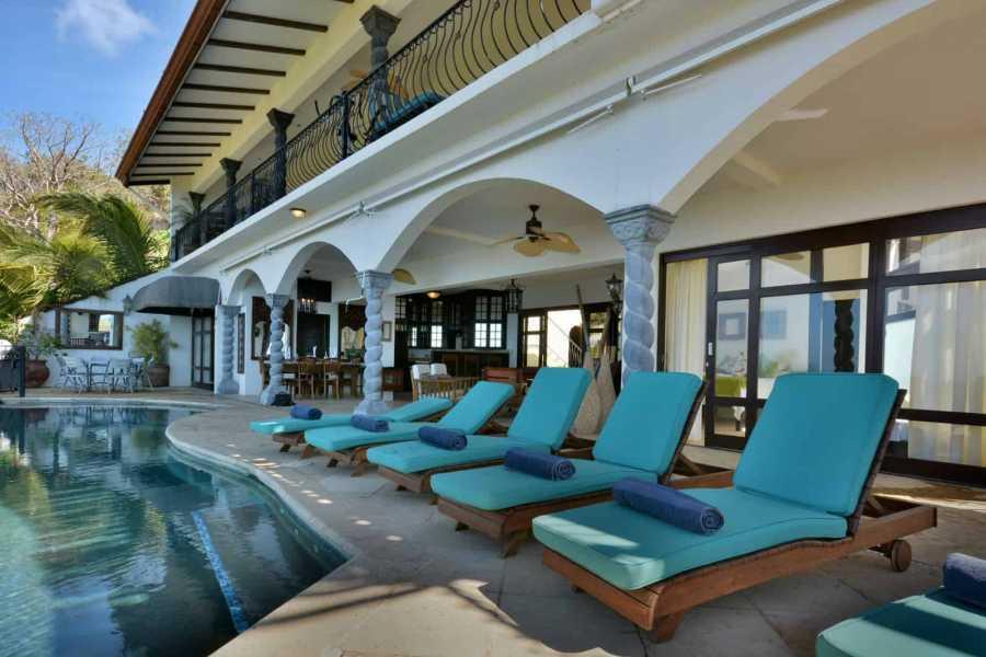 Tour Guanacaste On-Line Villa Vista Magnifica