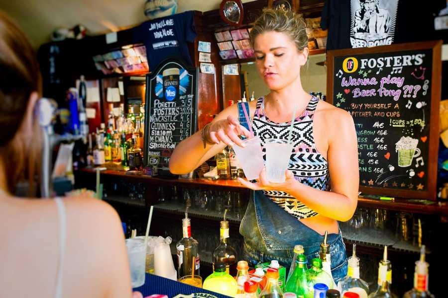 Best of Rome Ltd. Saturday Night Bar Hopping & Clubbing