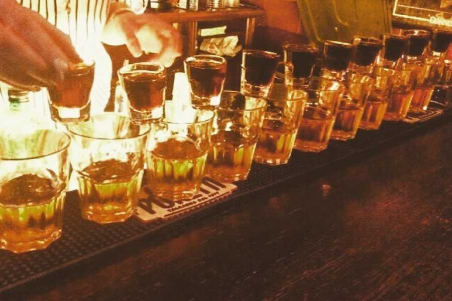 Best of Rome Ltd. Jagerbombs & Clubbing - Wednesday Night Special