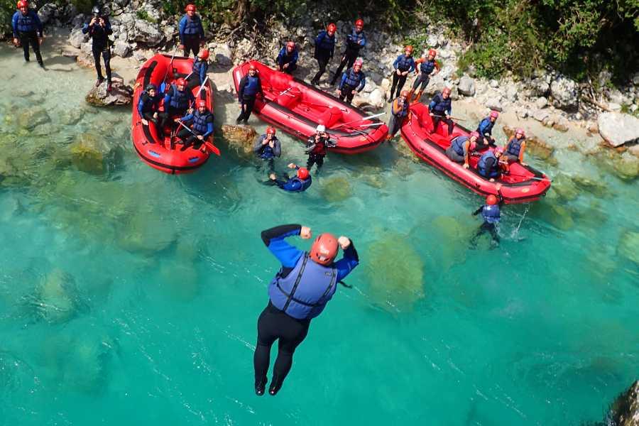 HungaroRaft Kft Rafting weekend in Slovenia, 2 nights accommodation in apartment