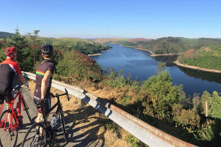 Cambria Tours The Lakes of Mid-Wales - Self Guided