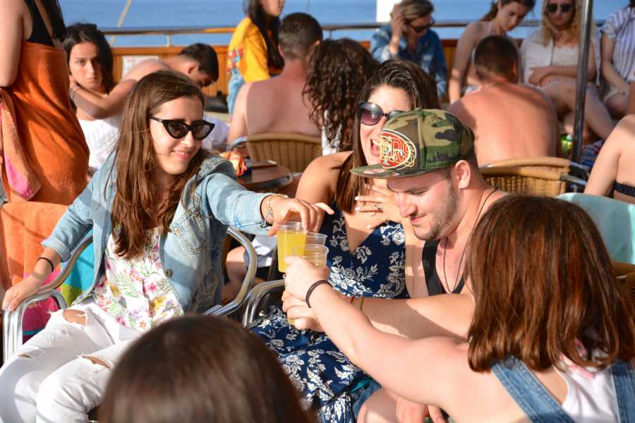 Grekaddict Boat Party in Chalkidiki