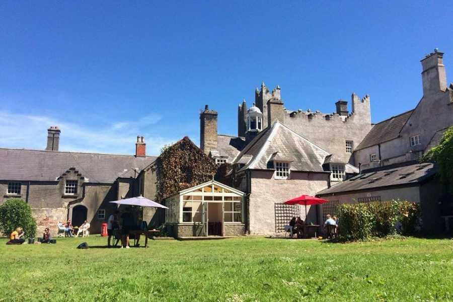 Shane's Howth Hikes Bloomsday at Howth Castle