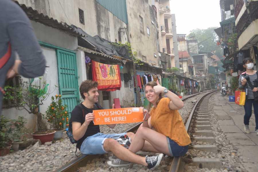 Biking Around Vietnam Real Hanoi Bicycle Experience 3,5 hours (morning 08:30AM)