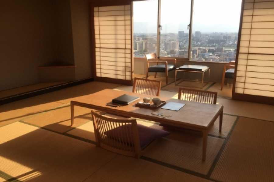Mina Japan Reserva de Hotel