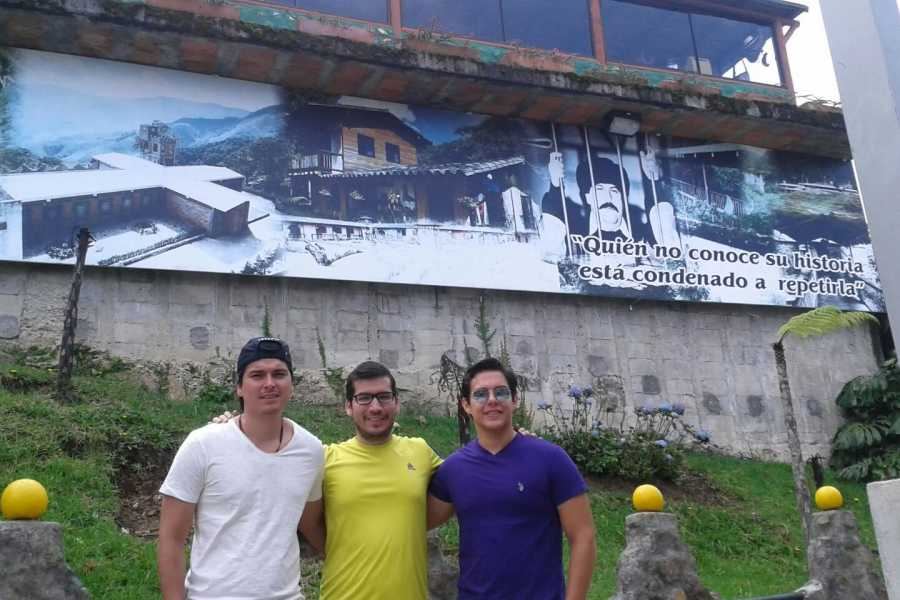 Medellin City Tours NEW HALF DAY PABLO & MEDELLIN CITY TOUR BY COP CARLOS
