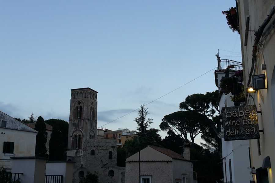 Campania Food & Travel Costiera Amalfitana e Degustazione in Vigna