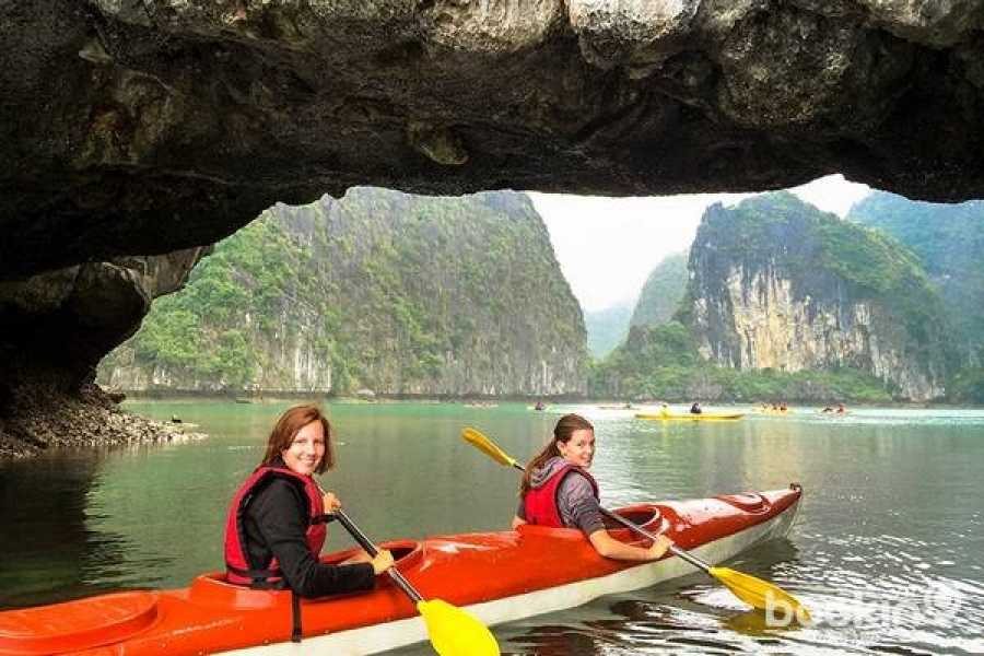 OCEAN TOURS SIGNATURE HA LONG BAY 1 DAY