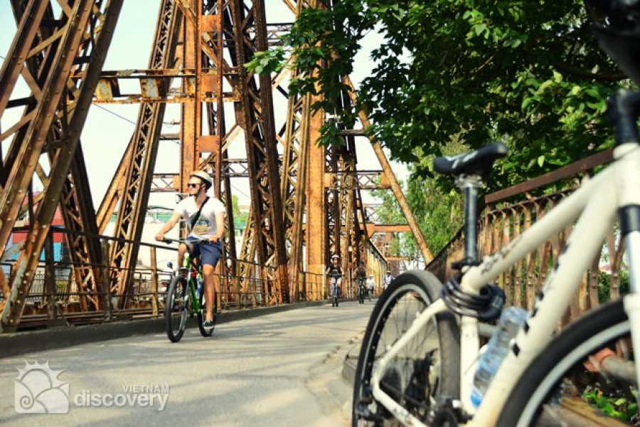 OCEAN TOURS HANOI CYCLING TOUR HALFDAY